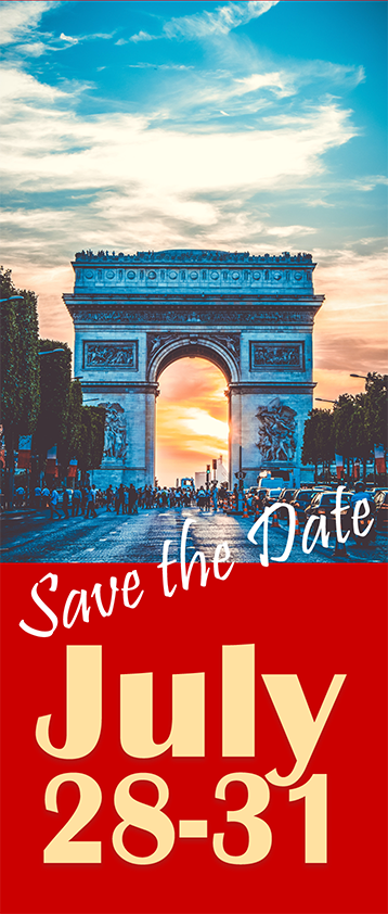 Save the date French Language Workshop 2020