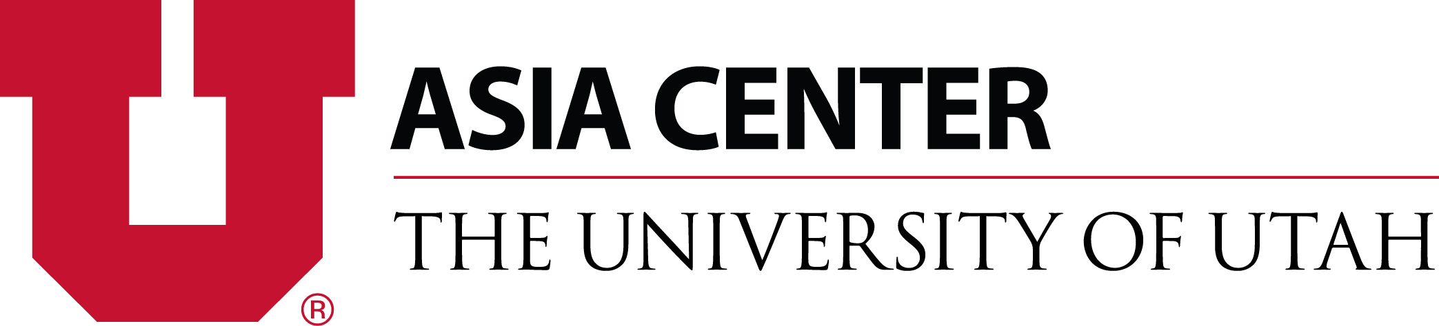 University of Utah Asia Center Logo